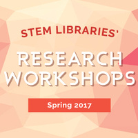 STEM Research Workshop Series: Managing Your Scholarly Identity