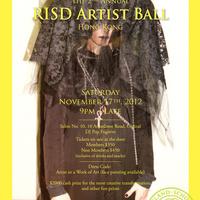 Second Annual Artist Ball, Hong Kong