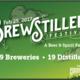 3rd Annual Brewstillery Festival