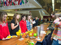 Engineering Week Open House for Middle School Students