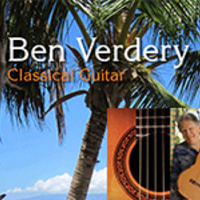 Ben Verdery, guitar - Visiting Artist