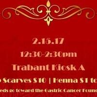 Hip Scacrves & Henna