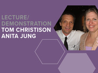 """""""Lithography De-Mystified"""" with Anita Jung and Tom Christison"""