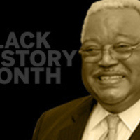 Black History Month lecture with Dr. Mel Stith