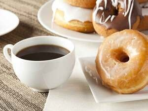 CAB March Giveaway: Coffee and Donut Bar