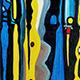 Mystical Colors Art Exhibit by Sofia Carmi