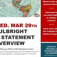 Fulbright Personal Statement Overview