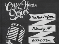 Coffee House Series: The Pack Performs
