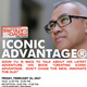 """Provocateur presents: """"Creating Iconic Advantage:  Before chasing what's new, consider innovating what's OLD"""" with Soon Yu"""