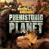 Walking With Dinosaurs: Prehistoric Planet Movie on the Big Green Screen