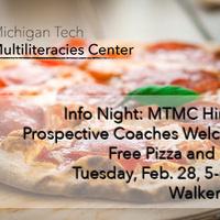 MTMC Prospective Coach Info Night