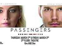 JCSU Movie Series: Passengers