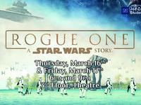 JCSU Movie Series: Rogue One