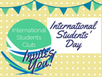 International Students' Day