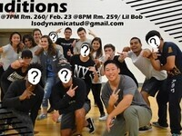 Isodynamic Dance Crew Tryouts