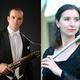 Pamela Vliek Martchev, flute and Valentin Martchev, bassoon