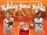 Men's Basketball Holiday Game Night & CHiPs Toy Drive