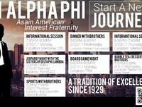 Pi Alpha Phi Info Session