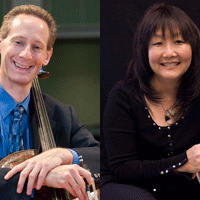 Lawrence Stomberg, cello, and Julie Nishimura, piano, Faculty Artist Recital