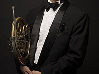Karl Kramer, horn, Guest Artist Recital