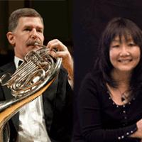 John David Smith, horn, and Julie Nishimura, piano, Faculty Artist Recital