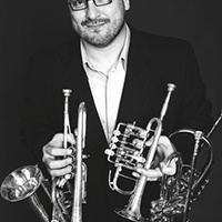 Jazz Ensembles I and II with Guest Artist Joey Tartell, trumpet