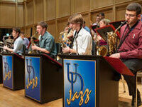Jazz Ensembles I and II