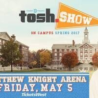 Daniel Tosh: tosh.show on campus