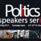 """Politics Talk, Beate Roessler, """"Privacy: Its Social and Political Dimensions in Democratic Societies"""""""