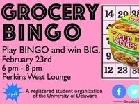 Grocery Bingo