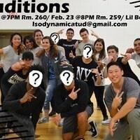 Isodynamic Dance Crew Tryouts