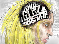 Girl: A Labyrinth Dark