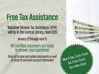 Free, Self Assisted Tax Prep