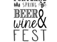 Portland Spring Beer and Wine Festival