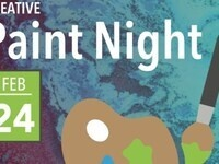 PERKINS LIVE: Paint Night!