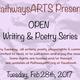 Tuesday Writing & Poetry Series: Open Floor Readings