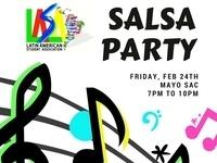 Latin American Student Association Salsa Party