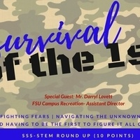 "SSS-STEM: Round-Up ""Survival of the 1st"""