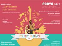 Parva 2017 - Spring Festival