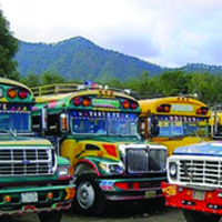 ChickenBus: A U.S. - Guatemalan Experience