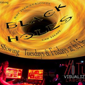 Black Holes - Ho Tung Vis Lab Planetarium Show