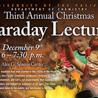 Third Annual Christmas Faraday Lecture