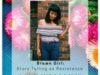 Prisca Dorcas 'Brown Girl: Story Telling as Resistance'