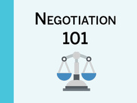 Nole to ProfessioNole: Negotiation 101