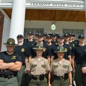 Vermont State Police Coop Table