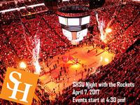 SHSU Night with the Houston Rockets