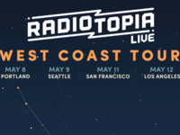 Radiotopia Live: West Coast Tour