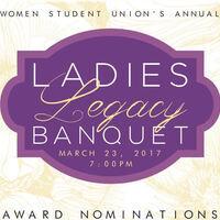 Ladies' Legacy Banquet