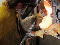 Glass Hot Shop: Senior Thesis