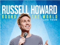 Russell Howard - Round The World • Amy Miller